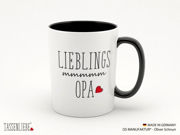 """Tasse """"Lieblings Opa"""""""