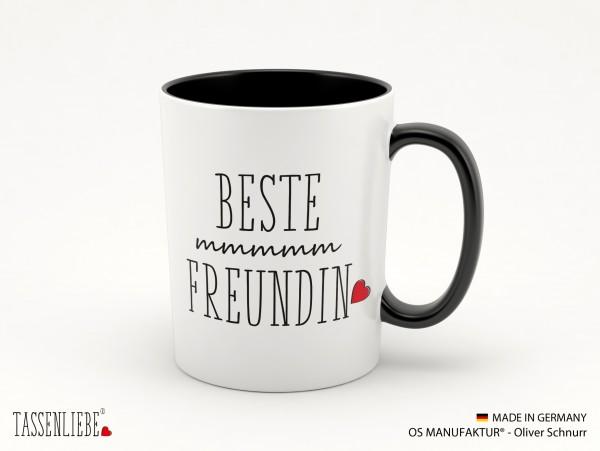 """Tasse """"Beste Freundin"""""""