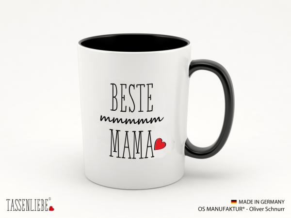 "Tasse ""Beste Mama"""